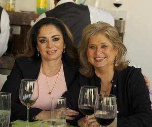 Claudia y Paulina