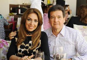 Griselda y Miguel