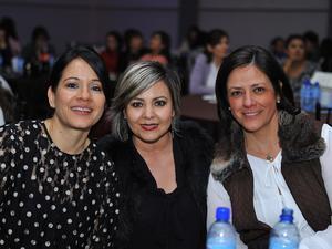 Rosario, Lily y Susy