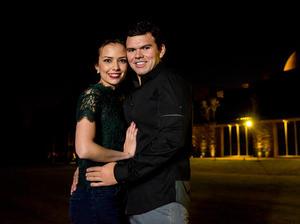 Stephanie Habib y Miguel Dávila 35