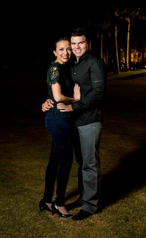 Stephanie Habib y Miguel Dávila 36