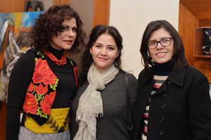 18022017 Laura, Gina y Silvia.