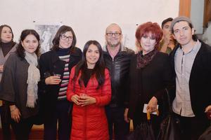 18022017 Greta, Silvia, Bere, Sergio, Rosario y Eslí.
