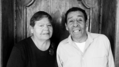 19022017 Silvia Favela Carrillo y Rafael Padilla en sus 45 años de casados el 15 de enero de 1972 en Villa Juárez, Dgo.