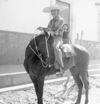 19022017 Señor Romualdo Alonso Cuéllar, originario de Matanzas, Jalisco, y vecino de esta ciudad de Torreón, Coahuila.