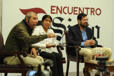 A lo largo de una hora y media, los representantes de los partidos expresaron su visión rumbo a la renovación de la gubernatura de Coahuila.