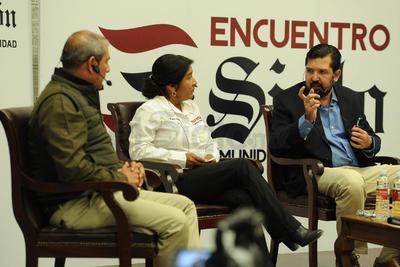 El evento se realizó en las instalaciones de El Siglo de Torreón.