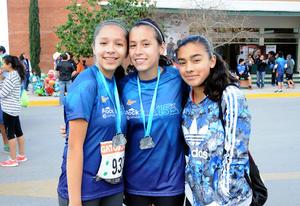 21022017 Sofía, Bárbara y Marianne.