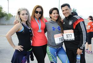 21022017 Italia, Azucena, Yaz y Sergio.