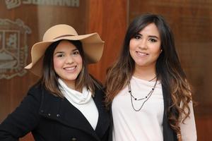 22022017 Rocío y Daniela.
