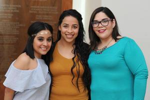 22022017 Nancy, María y Ely.