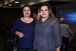 22022017 Carolina Rosas Parra y Dora Frausto González.
