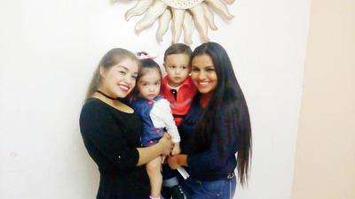23022017 Astrid, Sared, Santiago y Karen.