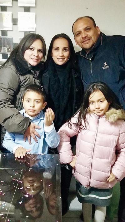 23022017 Diana, Estela, Francisco, Paquito y Camila.