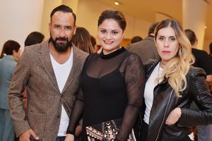 23022017 Alejandro, Elsa y Eugenia.