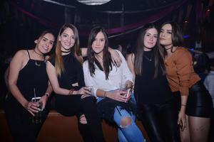24022017 Andrea, Mariana, Ale, Laura y Esme.