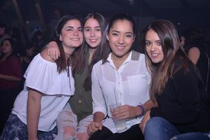 24022017 Isabela, Vanessa, Marce y Sheccid.