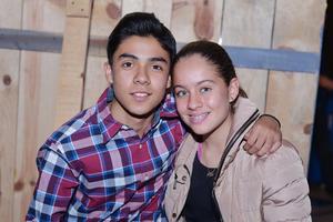 24022017 Fabián y Romina.