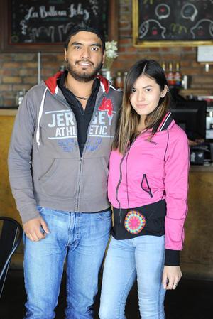 26022017 GRATOS MOMENTOS.  Luis y Alicia.