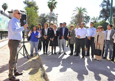 También estuvieron presentes la presidenta del Consejo, Patricia González-Karg; la vicepresidenta del Consejo, Enriqueta Morales de Irazoqui y el director de operaciones, Enrique Irazoqui.
