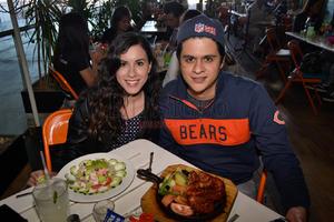 Paola Hernandez y Reyes León.
