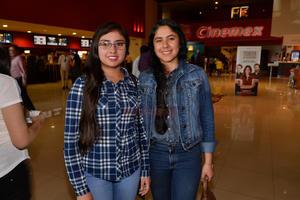 Fernanda y Celina.