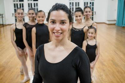 Odriet comenzó a estudiar ballet desde los 9 años en la Escuela Vocacional de Arte de Pinar del Río, en Cuba, aunque desde los 5 ya estaba en danza y tenía mucha inclinación por bailar.