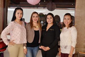 01032017 Anahí, Erika, Paola y Margarita.