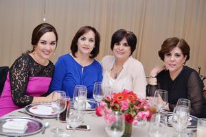 01032017 Anais, Coco, Elsa y Ana Rosa.
