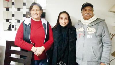 02032017 Aracely, Estela y Germán.