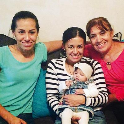 02032017 Rocío, Erika, Yolanda y Emma.