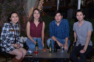 02032017 Alicia, Pamela, Isaac y Héctor.