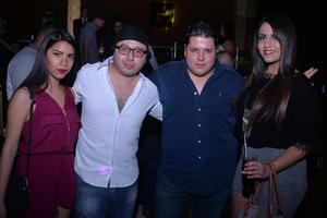 03032017 Mariana, Carlos, René y Jocelyn.