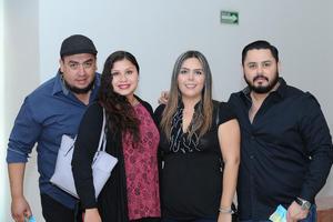 03032017 Ernesto, Claudia, Jessica y Marco.