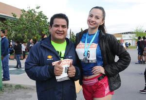 Luis Amatón y Ángela del Río