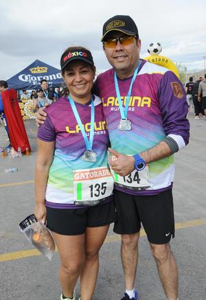 Lupita y Carlos