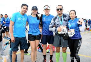 Ramch, Sandy, Luis, Horacio y Jessica