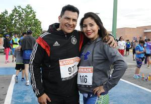 Sergio y Jazmín