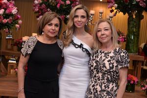 Sofía, Ana Tere y Aracely