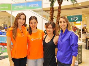 04032017 Jennifer, Mariana, Nane y Valeria.