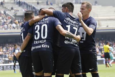 Las anotaciones corrieron a cargo de Nicolás Castillo en dos ocasiones para el equipo rival.