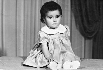05032017 María del Carmen Argumedo Almanza el 1 de mayo de 1959.