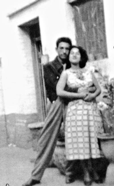 05032017 Carlos Castro y Aída Nájera (f) en 1940.