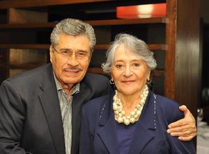 06032017 UN DíA INOLVIDABLE.  Gerson Martínez y Dolores Revueltas celebran 60 años de feliz matrimonio.