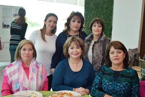 07032017 Ana, Mary, Aly, Yolanda, Lupita y Jose.