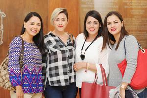 07032017 Perla, Chapis, Araceli y Salma.