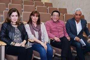 08032017 Lilia, Eva, Fernando y Mario.