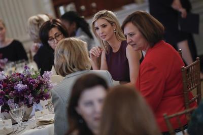 Melania Trump será la anfitriona de un almuerzo en honor al Día Internacional de la Mujer