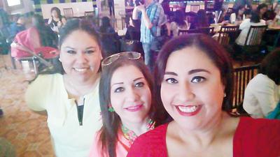 09032017 Norma, Alejandra y Claudia.