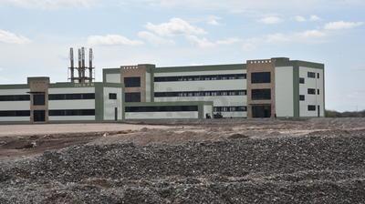Zacatecas y Chihuahua desistieron de apoyar con recursos a la construcción de este cuartel.